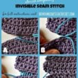 Invisible Seam Stitch Tutorial