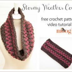 Stormy Weather Cowl Tutorial