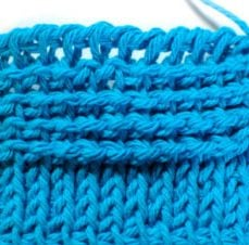 Tunisian Reverse Stitch Tutorial