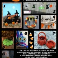 DIY Halloween Decorations: 10 Patterns You Can Crochet!