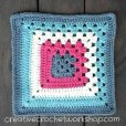 Split Granny Square Tutorial