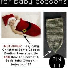 YouTube Crochet Patterns For Baby Cocoons 10 Free Video Crochet Patterns