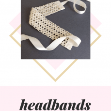 10 Free Video Crochet Patterns for Headbands at freecrochettutorials.com