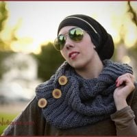Passion For Fashion Scarf – Pattern Lookup Request
