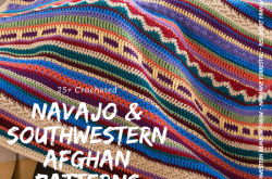 Navajo and Southwestern Style Afghan Patterns Lookup Request FreeCrochetTutorials