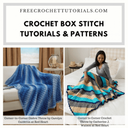 Box Stitch Afghans – Pattern Lookup