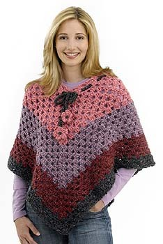 Groovy Granny Poncho – Pattern Lookup