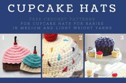 Pattern Lookup Request for Baby Cupcake Hat Patterns FreeCrochetTutorials
