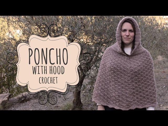 10 Free Crochet Poncho Patterns Using Bulky Weight Yarn • Free Crochet  Tutorials