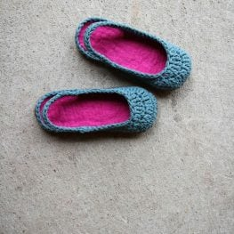 Tutorial to add Felt Insoles or Slippers