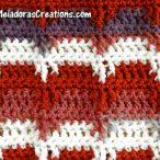 Bear Claw Crochet Stitch Tutorial