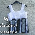 In Stitches Crochet Top Pattern and Tutorial