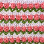 Tulip Stitch Crochet Pattern and Tutorial