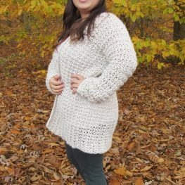 Poppy Cardigan by Marias Blue Crayon