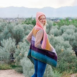 Remix Cardigan by Jess Coppom