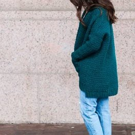 Staycation Cardigan by Jess Coppom