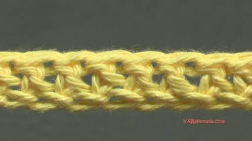 Foundation Double Crochet Video Tutorial