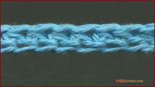Foundation Half Double Crochet Video Tutorial