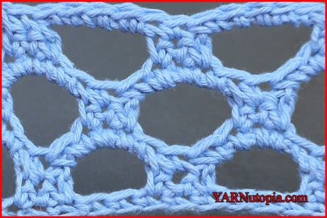 Honeycomb Stitch Video Tutorial Free Crochet Tutorials