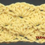 Shell Stitch Crochet Video Tutorial