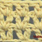 V-Stitch Crochet Video Tutorial