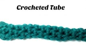How to Crochet a Tube