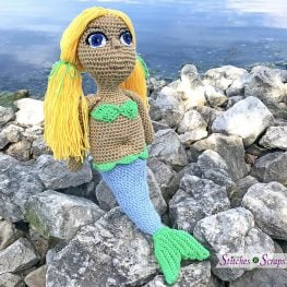 Serrana the Mermaid by Pia Thadani