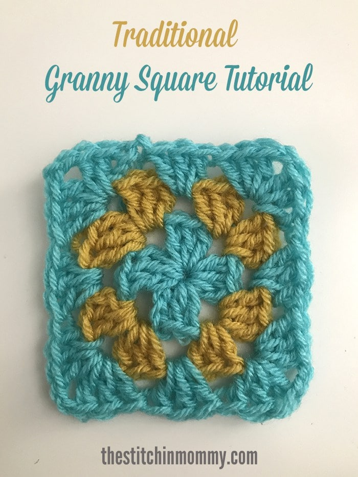 Traditional-Granny-Square-Tutorial