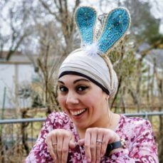 Bunny Ear Headband Video Tutorial
