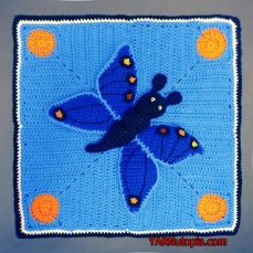 Butterfly Lovey Video Tutoria