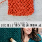 Griddle Stitch Video Tutorial