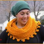Pommin' Around Cowl Video Tutorial