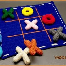 Tic Tac Toe Game and Tote Video Tutorial