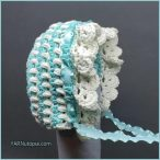 Vintage Style Baby Bonnet Video Tutorial