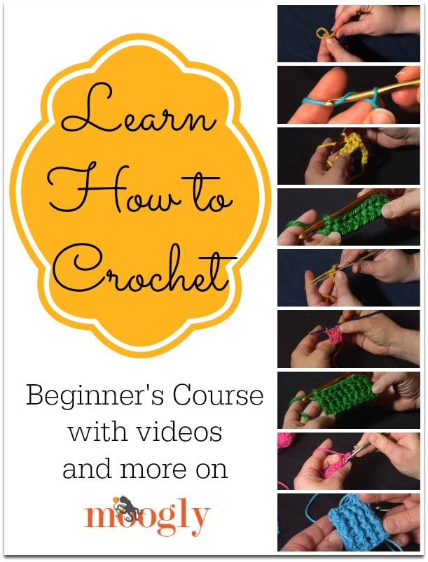 How to Crochet, A Beginner's Guide