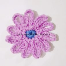 Multi Petal Flower Tutorial