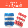 How to Work Crisp Stripes in the Round Tutorial