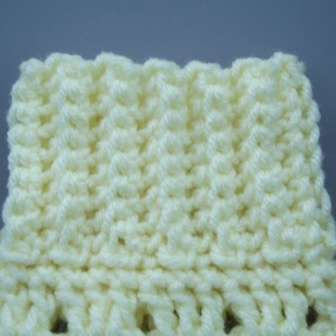 How to Join Vertical Ribbing Tutorial