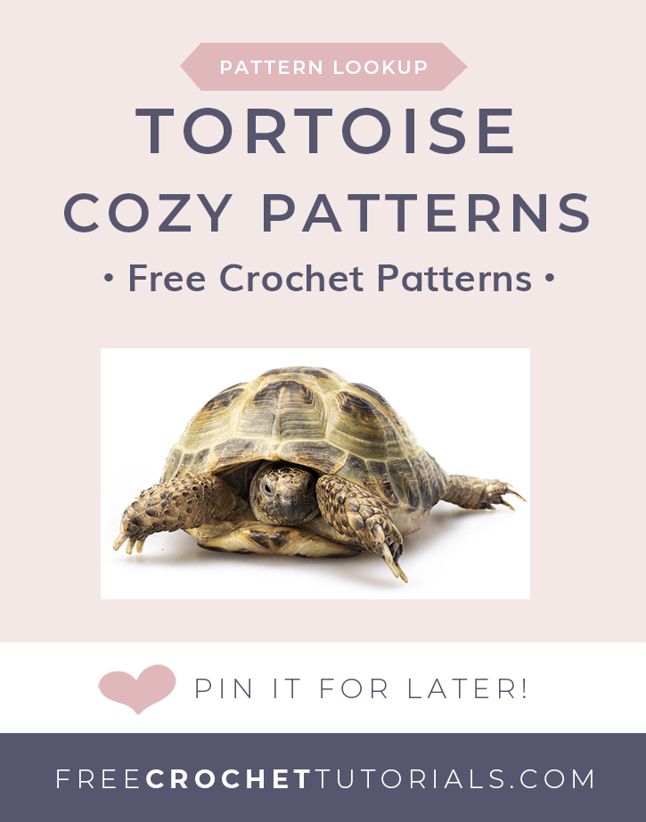 Lookup Tortoise Cozy Patterns