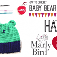 MB Baby Bear Hat Tutorial Image