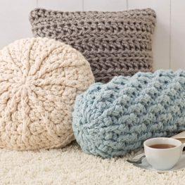 Cozy Crochet Cushion Patterns