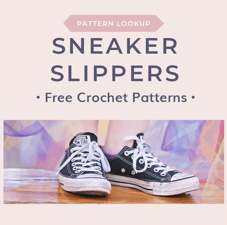 Lookup Sneaker Slipper Patterns