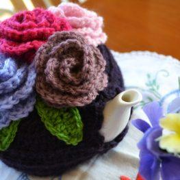 Rosy Posy Tea Cozy