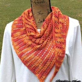 Naturally Southern Scarf by Kathy Lashley