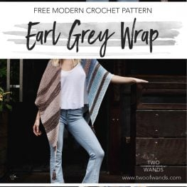 Earl Grey Wrap by Alexandra Tavel