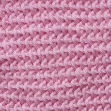 How to Make Tunisian Crochet Chain Top Loop Stitch