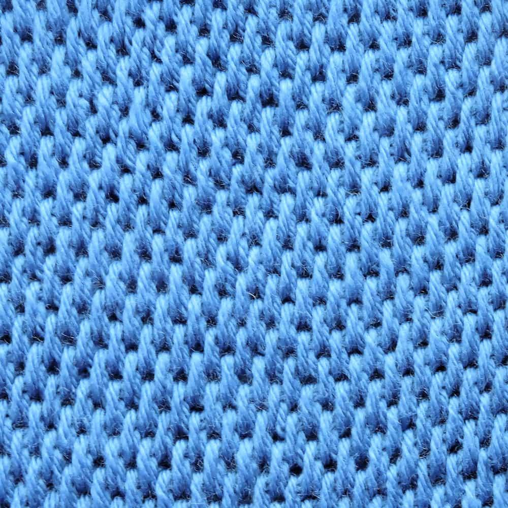 How to Make Tunisian Crochet Full Stitch