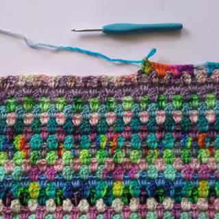 How to Crochet the Scraptastic Granny Blanket