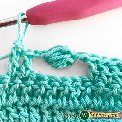 Learn how to crochet the puff stitch with this great photo and video tutorial.