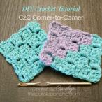 Learn How To Crochet Corner-To-Corner